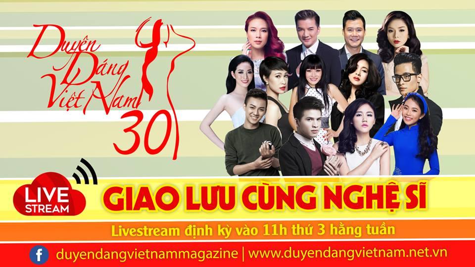 Livestream: Giao lưu cùng Diễn viên Dương Cẩm Lynh và MC, diễn viên Mai Thanh Hà