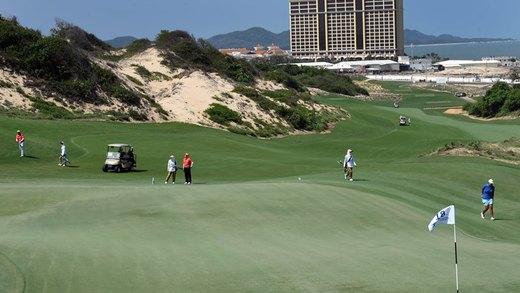 10 sân golf tốt nhất Việt Nam