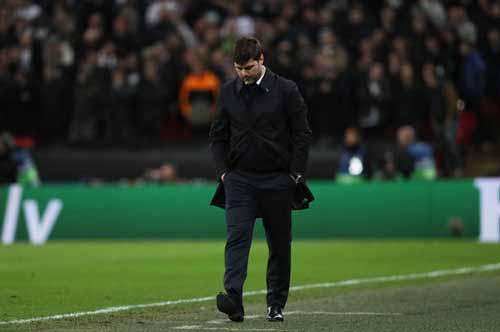 HLV Tottenham nói gì khi bị Juventus đá bay khỏi Champions League?